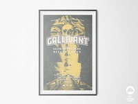 Gallivant Gig Poster