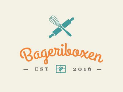 Bageriboxen (Bakery Box) Logo graphic design logo