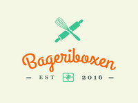 Bageriboxen (Bakery Box) Logo