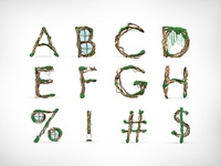Organik Typeface