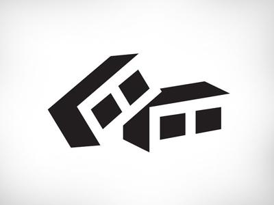 BlackBrick Logo graphic design design minimal logotype lettering typography logo design logo identity branding