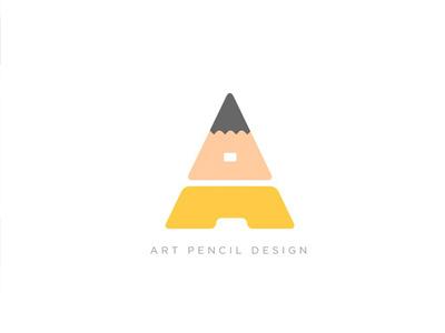 Art Pencil Design identity branding graphic design logo