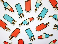 Popsicle Stickers