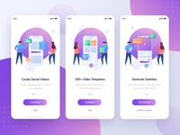 Veme.ly App - Onboarding