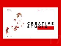 UI Challenge Day 17 - Creative studio