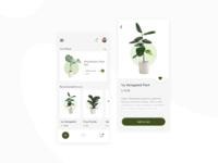 Plant App Exploration