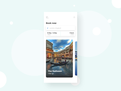 Booking app typography minimal animation interface flatdesign flat deisgn clean design clean app dailyiu concept color clean abstract art hotel booking