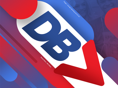 Brand Strategy DB Videos strategy branding video red logo blue ui-ux videos