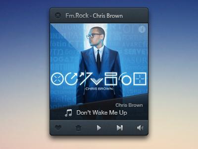 Music Player player music app ui