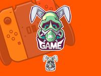 Rabbit in game