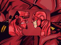 Hall VS Devil