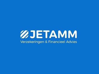 Jetamm vector illustration logo logo design