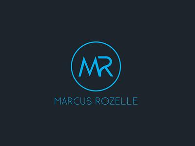 Marcus Rozelle illustration logo vector logo design modern letter logo mr letter icon mr letter icon typhography modern logo