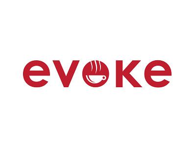 evoke logo branding logo vector logo design typhography