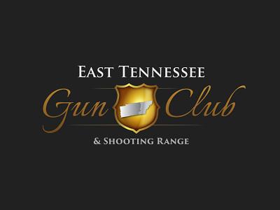 Gunclub logo illustration abstract logo logo design tennessee gun club logo