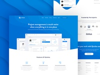 Quinlex - Landing Page