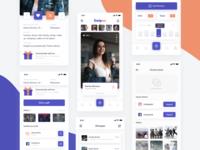 Swipex - Mobile App Concept