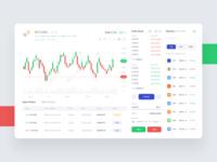 Trading Terminal - Dashboard