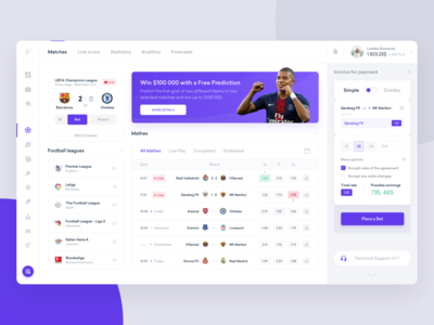 GitBets - Betting Platform