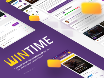 WINTIME — First e-sports prediction platform case