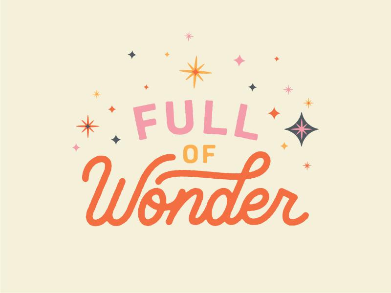 Full of Wonder custom pops cosmic stars wonderful