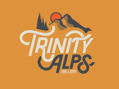 Trinity Alps marathon ultra california shasta race trail run