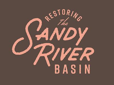 Sandy Basin sandy river basin river rivers oregon