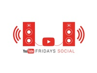 YouTube Friday Social Logo