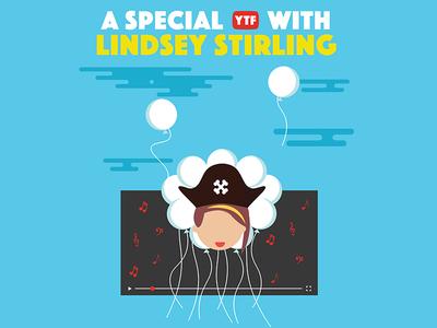 Lindsey Stirliing @ YouTube