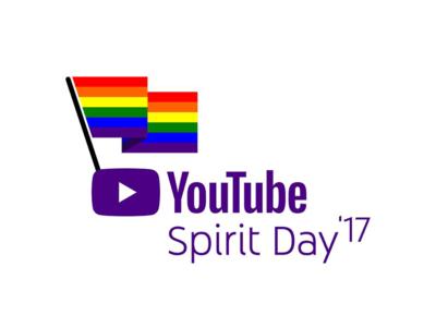 YouTube Spirit Day