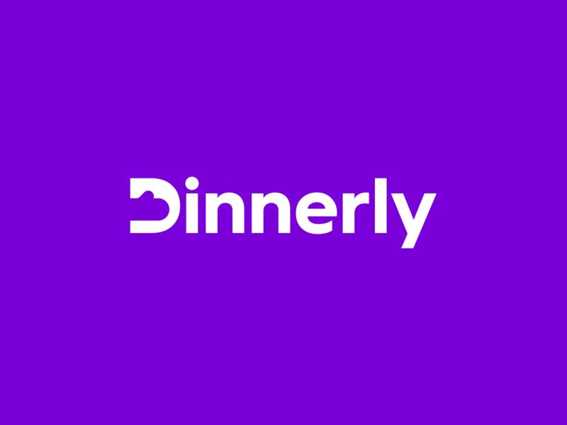 Dinnerly - Logo Redesign