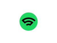 Spotify Logo Concept