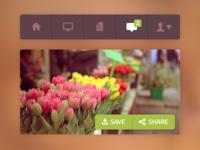 Image & Toolbar