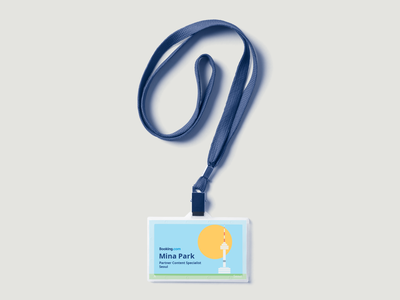 Regional Meeting Name Tags photoshop illustrator cc design name tag