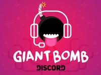61316 Giant Bomb Discord III by Sean Allison   Dribbble