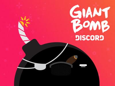 61316 Giant Bomb Discord IV by Sean Allison on Dribbble