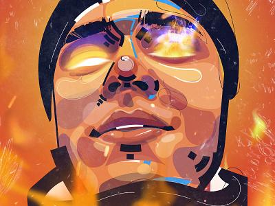 """- """"J""""// - comic art logo colors color vector illustration vector art vectorart vectors vector illustration illustration art illustrations illustraion illustrator artwork artist art"""