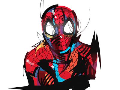 spiderMAN color comics spiderman spider merch design marvel graphicdesign graphic illustration art illustrations illustraion illustrator vector illustration vectorart vector designer design artwork artist art