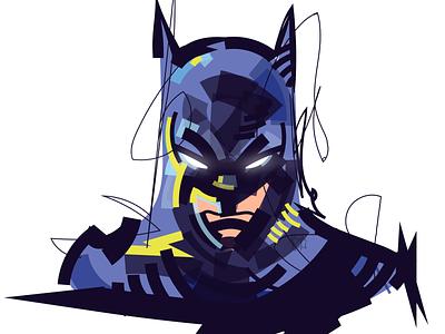 BatMAN color comicsart gotham batman dc comics marvel vector illustration vectorart illustration art illustrator graphicdesign graphic designer design artwork artist art