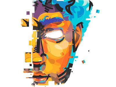 daViD comics david ui  ux color logo graphicdesign graphic illustration art illustrations illustraion illustrator vector illustration vectorart vector designer designs artwork artist art