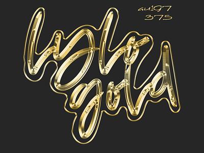 """LyloGold"" style photoshop gold logo color illustration art illustraion illustrator designer design vectorart vectors vector artwork artist art"