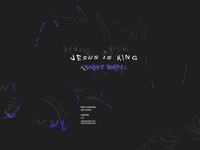 KANYE /JESUS IS KING/