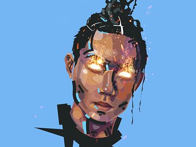 """VenYA"" colors color youtube venyapak designer design illustration art illustraion illustrator vector illustration vectorart vector artwork artist art"