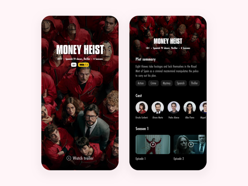 Money Heist - Web series