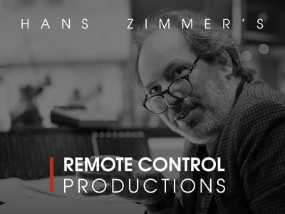 Hans Zimmer Remote Control Production hans zimmer soundtrack ost