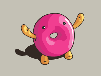 Orbit donut donut
