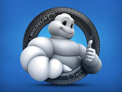 Michelin michelin icon tire