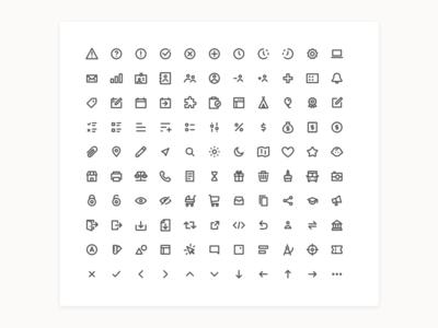 SawyerTools Icons icons set iconset sawyer saas icons