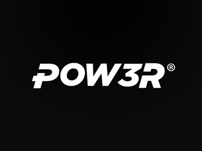 POW3R Brand Collection pow3rbrand pow3rcollection pow3r