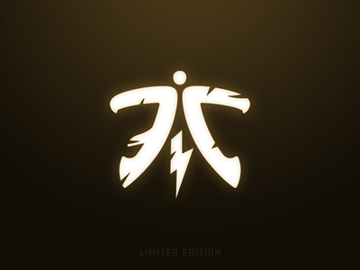 FNATIC X POW3R   Limited Edition esports logo esports pow3rtv pow3r fnatic